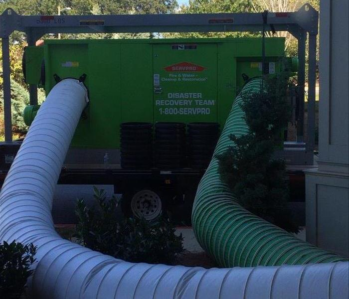 No job too big for SERVPRO of Bartow County