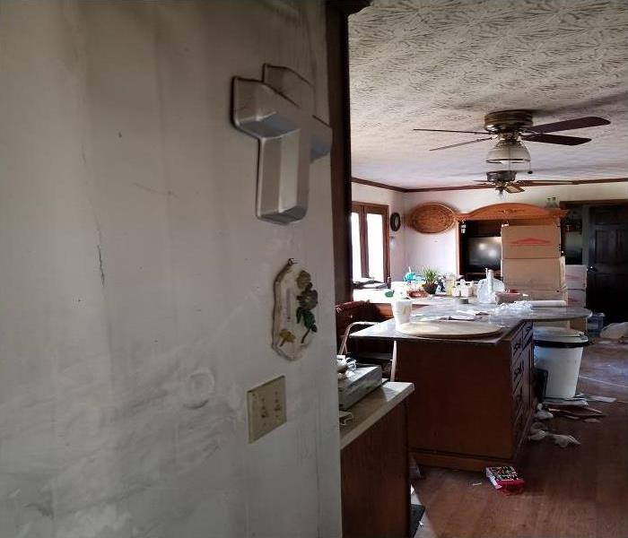 Fire Damage SERVPRO of Bartow County | Smoke and Soot Cleanup