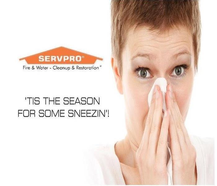 Why SERVPRO National Influenza Vaccination Week is Comming!