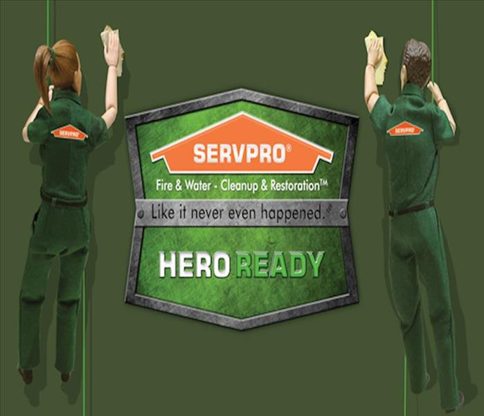 Why SERVPRO How SERVPRO of Bartow County Cleans-up Mold In Your Cartersville Home