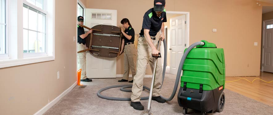 Cartersville, GA residential restoration cleaning
